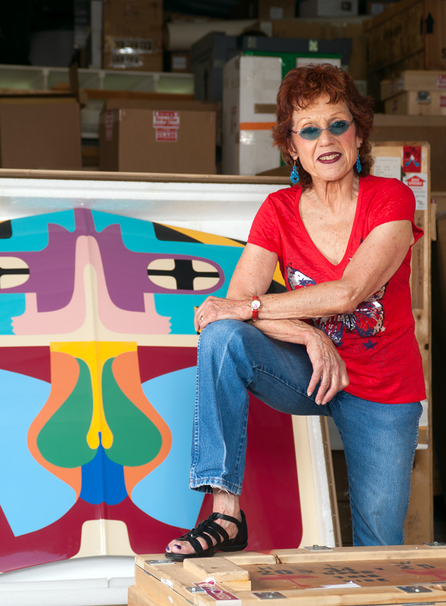 Biography « Judy Chicago