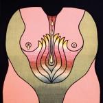 Birth Project TTF.10429_EU_34_Birth_Garment_2_Flowering_Shrub