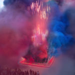 Atmospheres/Fireworks/Dry Ice 12389 Purple Poem for Miami