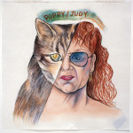 Kitty City 11534_Detail_Self_Portrait_Cats_Poppy