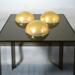 Early Work/Minimal Bronze Domes